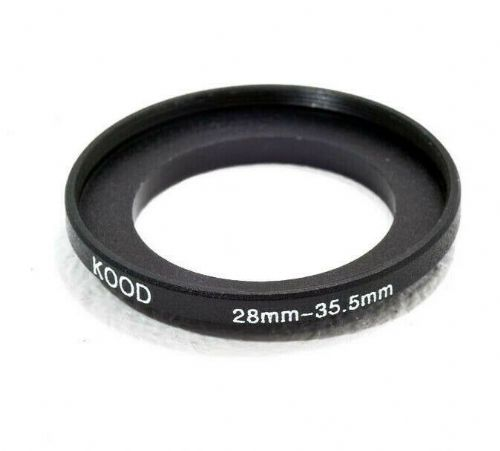 Stepping Ring 28-35.5mm 28mm to 35.5mm Step Up Ring Stepping Rings 28mm-35.5mm